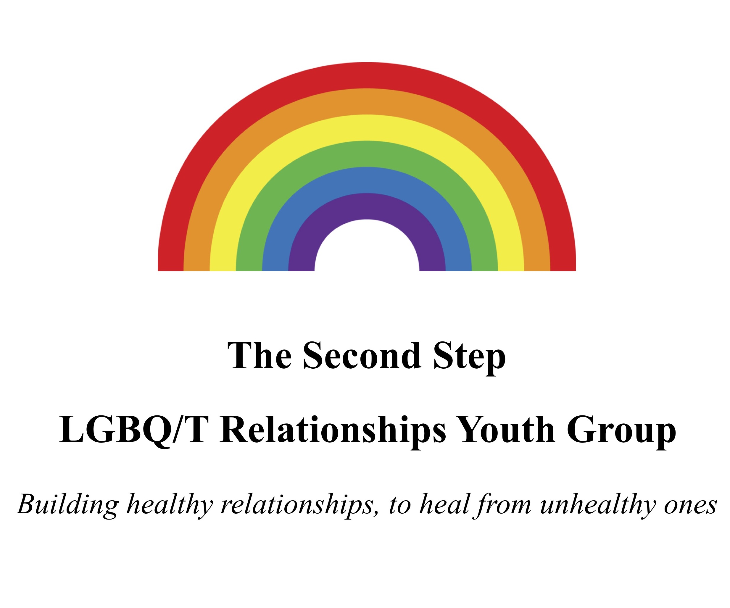 lgbtq-community-group-flyer-logo